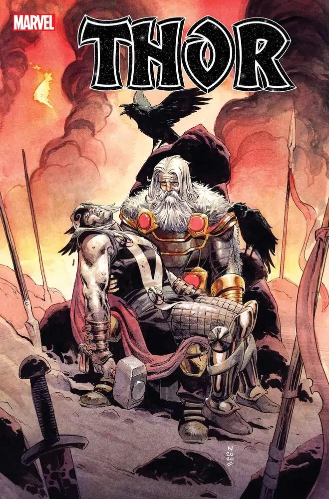 JAN210692 ComicList: Marvel Comics New Releases for 03/17/2021