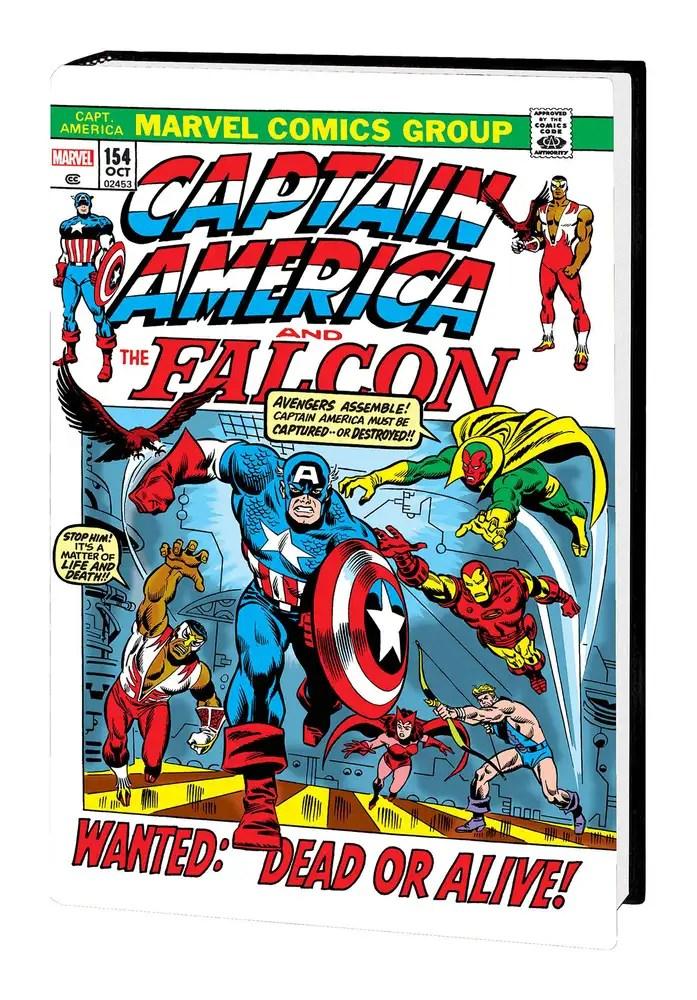 JAN210724 ComicList: Marvel Comics New Releases for 07/28/2021