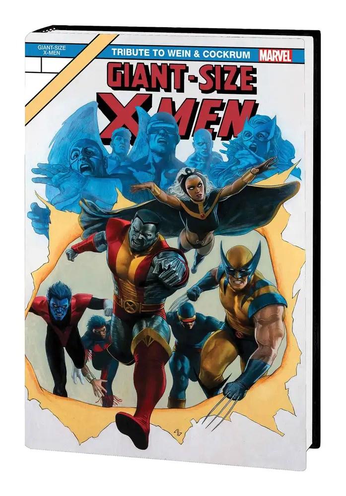 JAN210735 ComicList: Marvel Comics New Releases for 07/28/2021