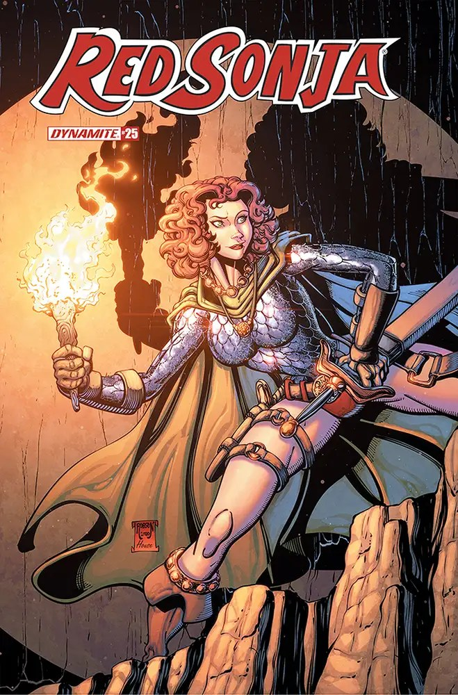 JAN210800 ComicList: Dynamite Entertainment New Releases for 03/24/2021