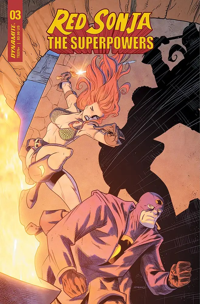 JAN210866 ComicList: Dynamite Entertainment New Releases for 03/10/2021