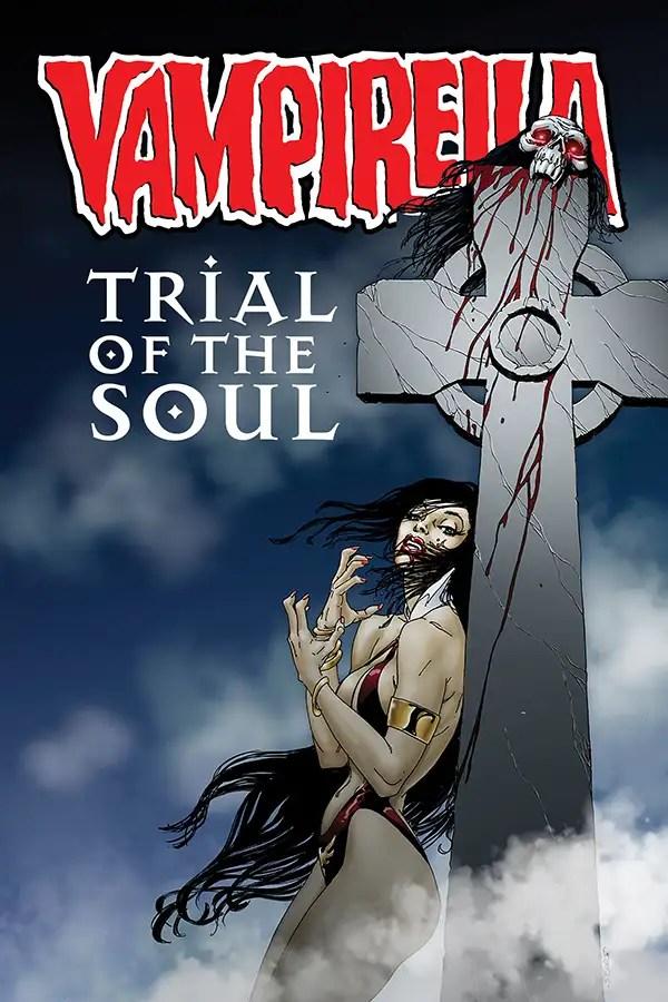 JUL200727 Bill Willingham to write VAMPIRELLA: TRIAL OF THE SOUL