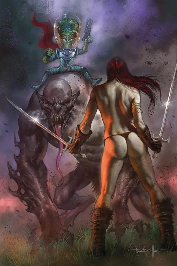 JUL200747 ComicList: Dynamite Entertainment New Releases for 09/09/2020