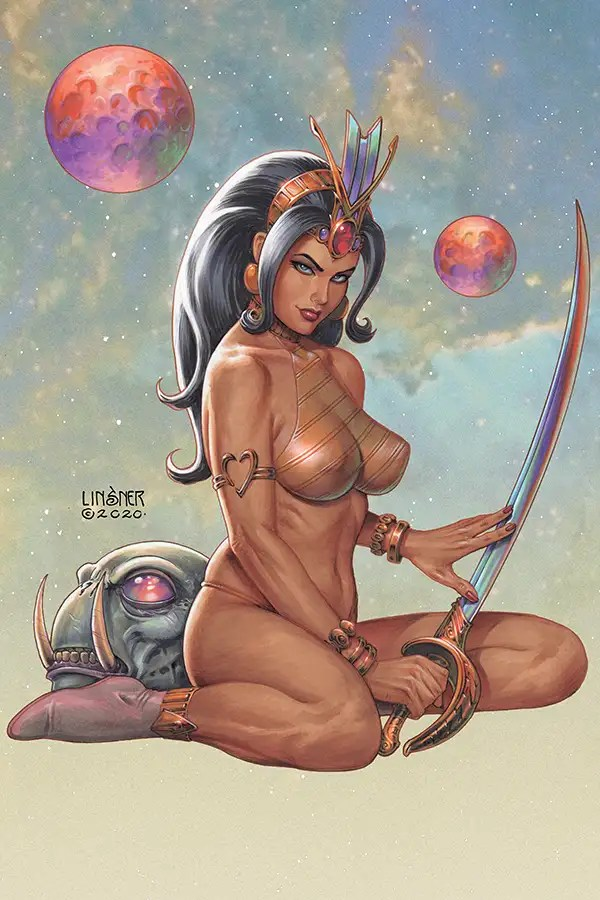 JUL200811 ComicList: Dynamite Entertainment New Releases for 09/16/2020