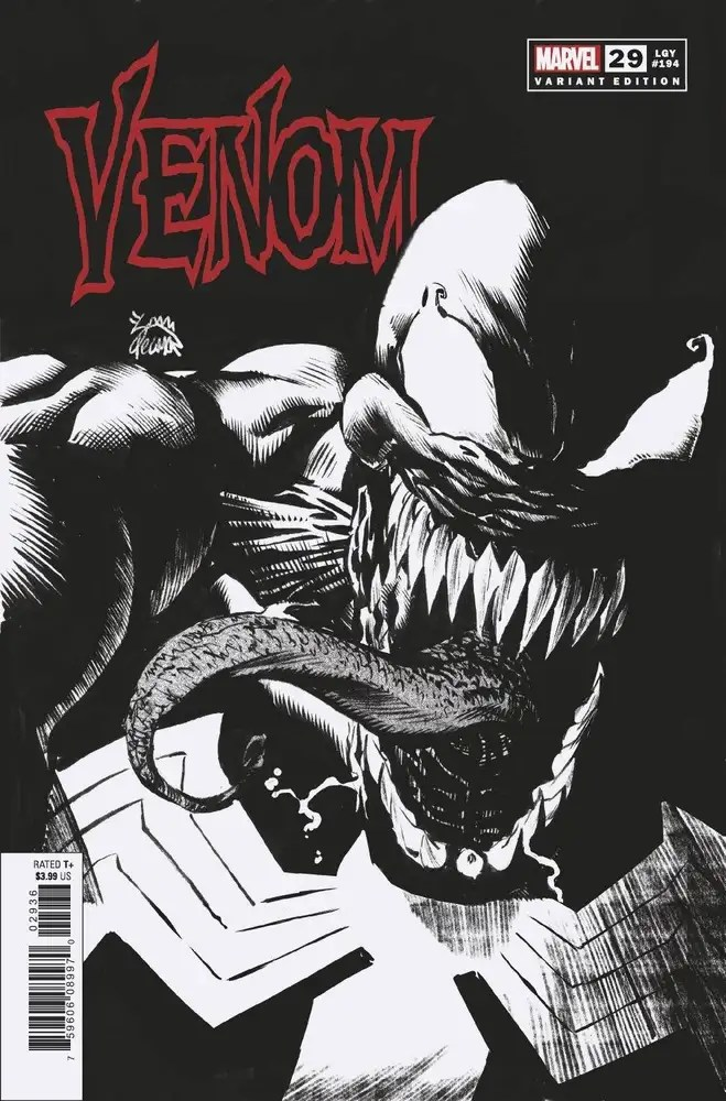JUL209590 ComicList: Marvel Comics New Releases for 10/21/2020