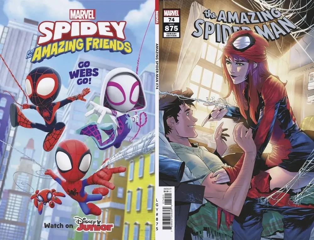 JUL210535 ComicList: Marvel Comics New Releases for 09/29/2021