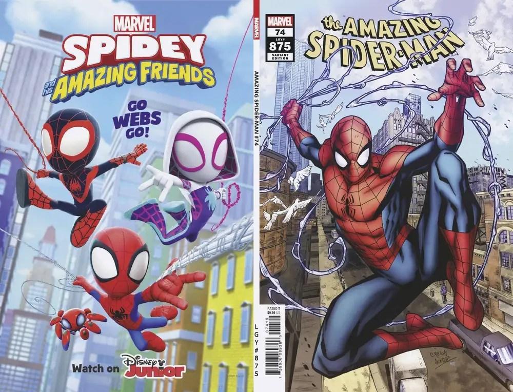 JUL210541 ComicList: Marvel Comics New Releases for 09/29/2021