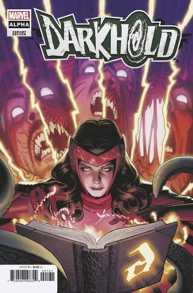 JUL210550 ComicList: Marvel Comics New Releases for 10/06/2021