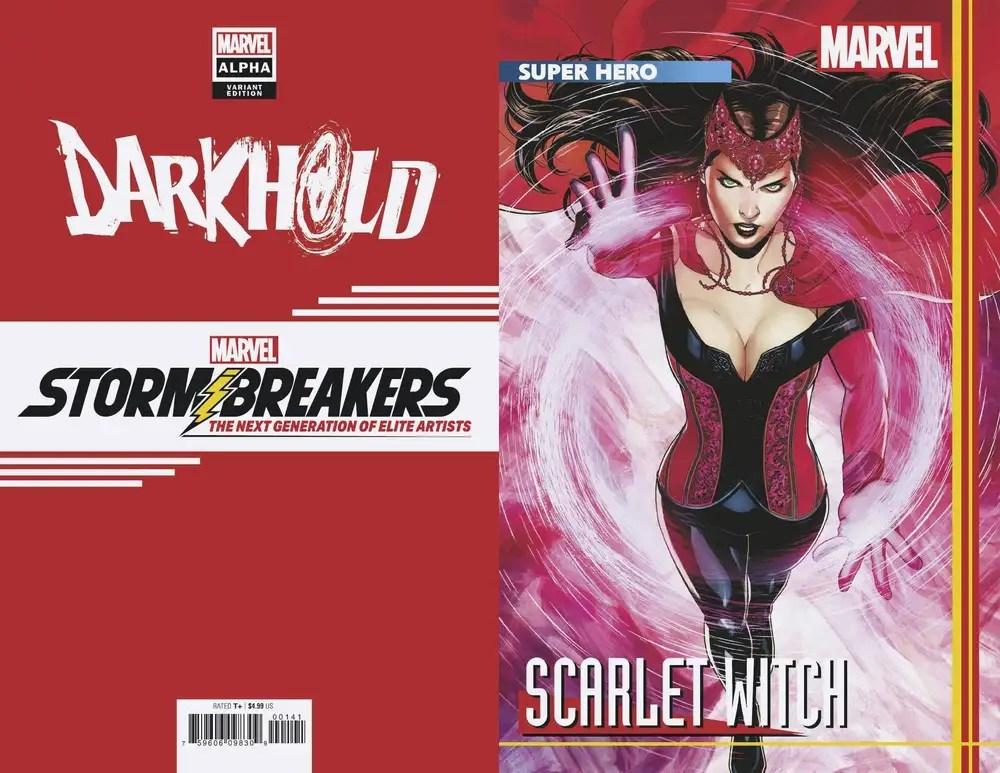 JUL210552 ComicList: Marvel Comics New Releases for 09/29/2021