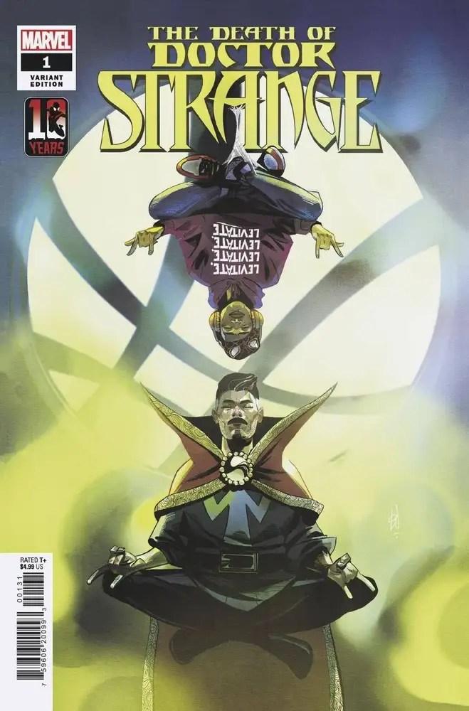 JUL210567 ComicList: Marvel Comics New Releases for 09/22/2021