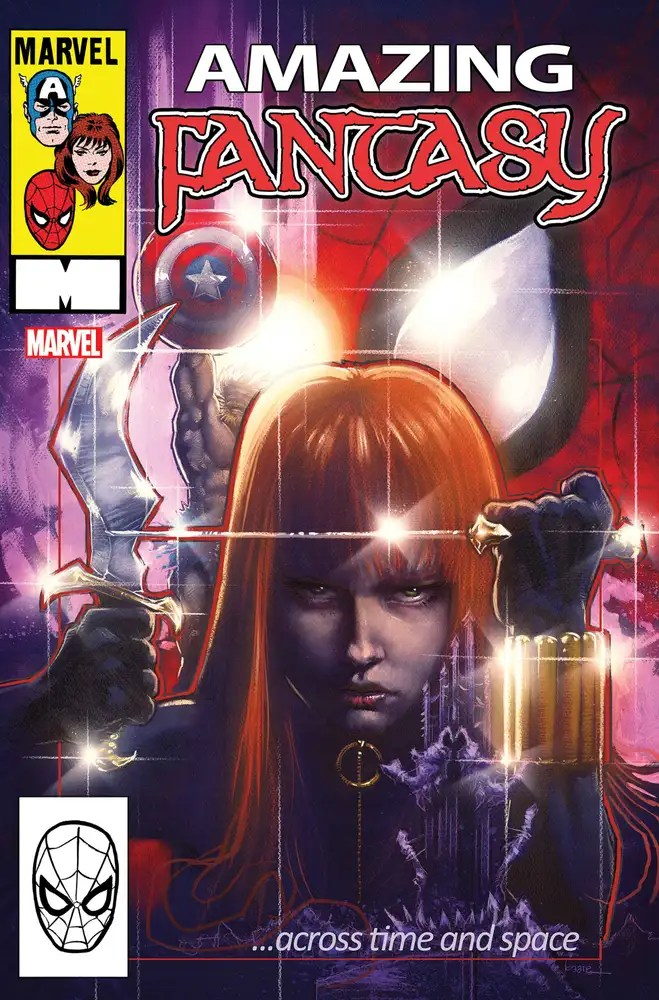 JUL210626 ComicList: Marvel Comics New Releases for 09/29/2021