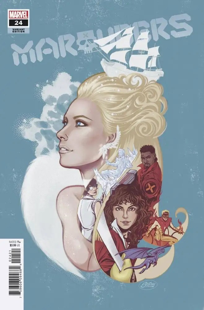 JUL210650 ComicList: Marvel Comics New Releases for 09/15/2021