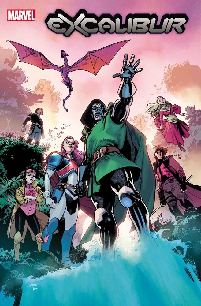 JUL210651 ComicList: Marvel Comics New Releases for 09/08/2021