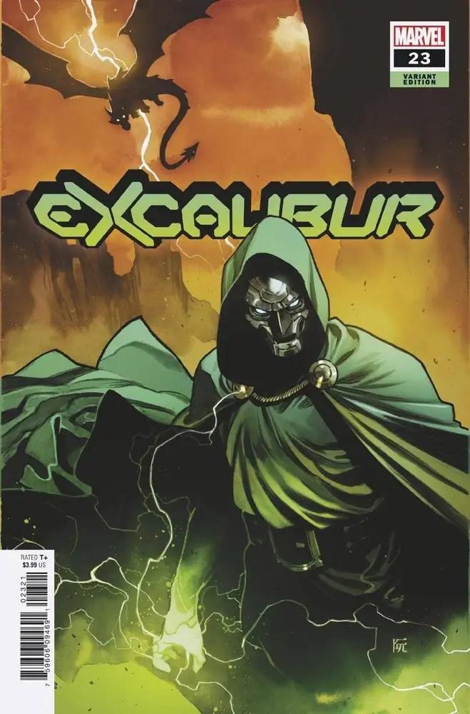 JUL210652 ComicList: Marvel Comics New Releases for 09/08/2021