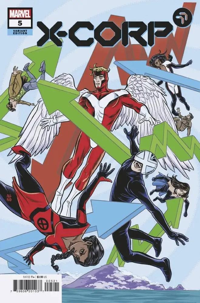 JUL210656 ComicList: Marvel Comics New Releases for 09/22/2021
