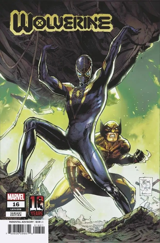 JUL210661 ComicList: Marvel Comics New Releases for 09/29/2021