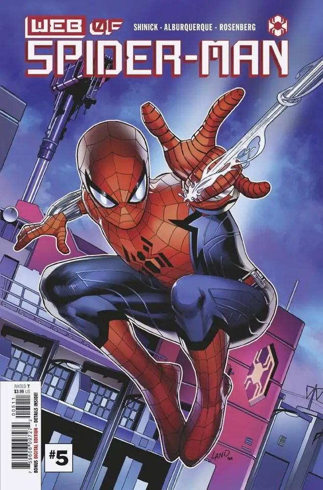 JUL210671 ComicList: Marvel Comics New Releases for 09/15/2021