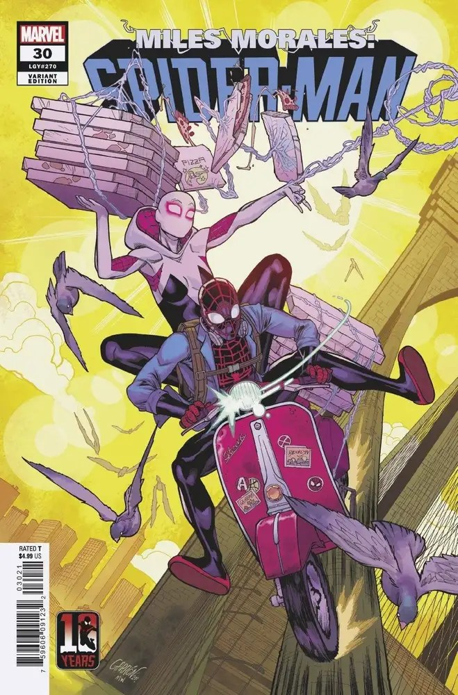 JUL210675 ComicList: Marvel Comics New Releases for 09/29/2021