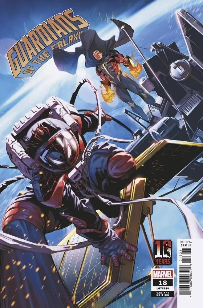 JUL210710 ComicList: Marvel Comics New Releases for 09/22/2021
