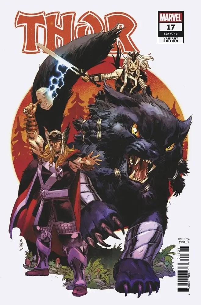JUL210712 ComicList: Marvel Comics New Releases for 09/29/2021