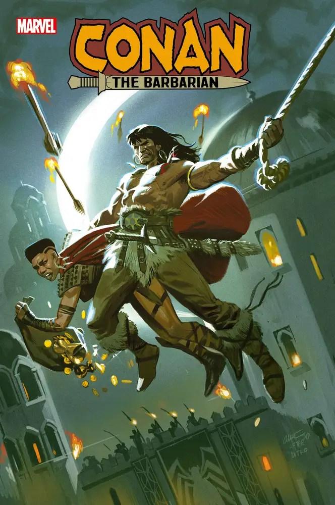 JUL210724 ComicList: Marvel Comics New Releases for 09/08/2021