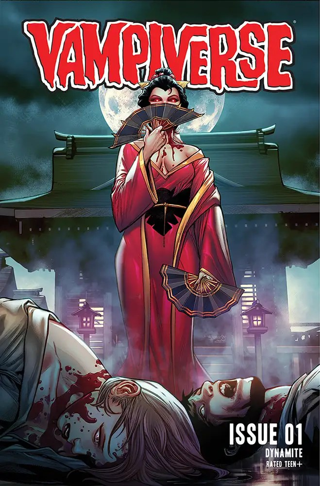 JUL210878 ComicList: Dynamite Entertainment New Releases for 09/15/2021