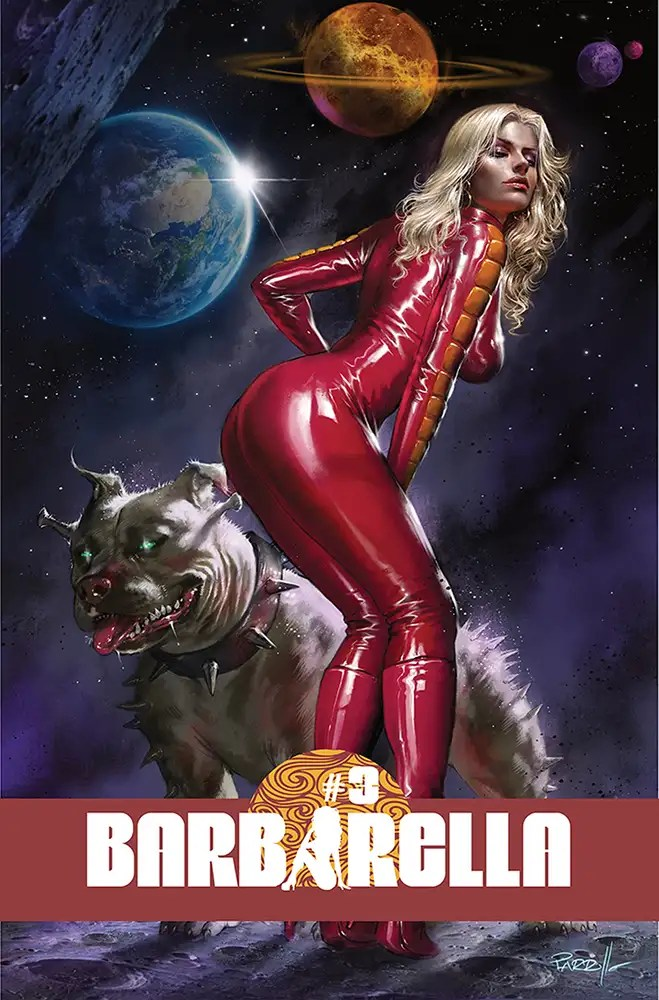 JUL210916 ComicList: Dynamite Entertainment New Releases for 09/22/2021