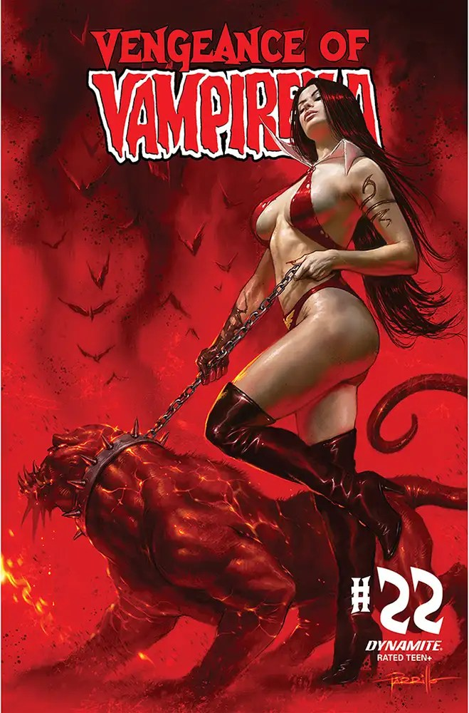 JUL211024 ComicList: Dynamite Entertainment New Releases for 09/29/2021