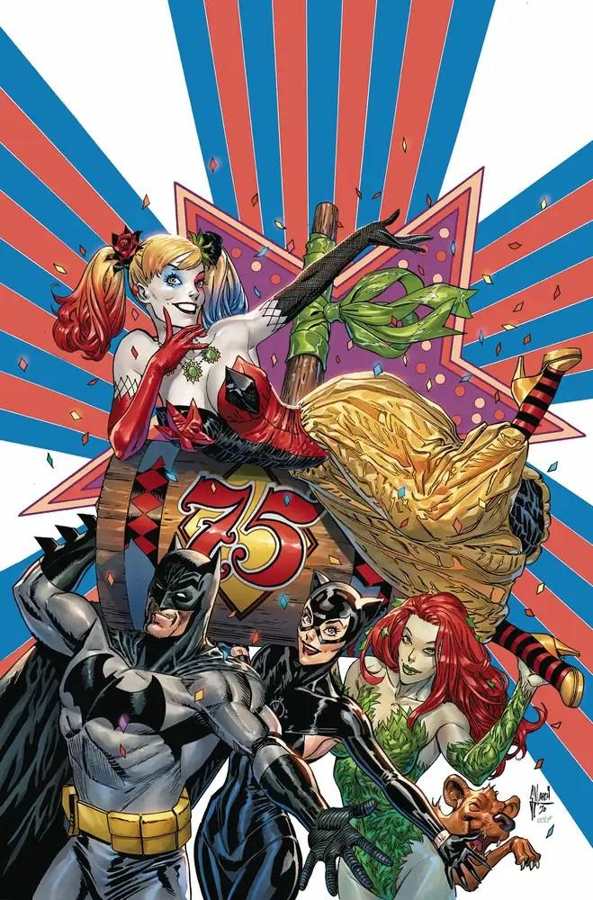 JUN200457 ComicList: DC Comics New Releases for 08/19/2020