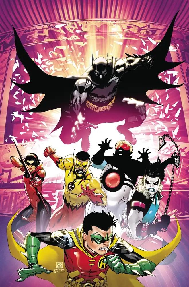 JUN200523 ComicList: DC Comics New Releases for 08/19/2020