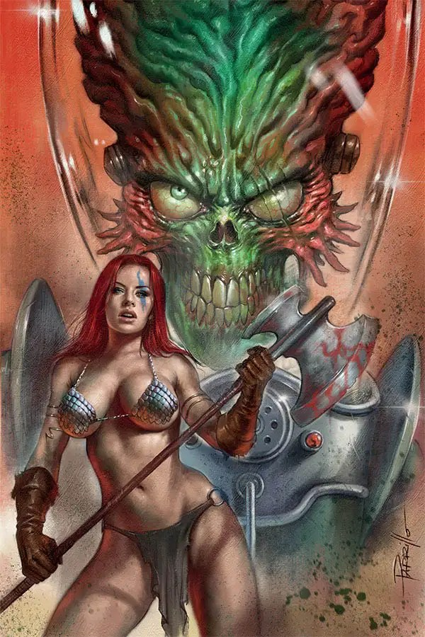 JUN200689 ComicList: Dynamite Entertainment New Releases for 09/16/2020