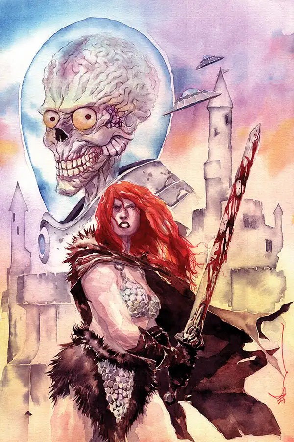 JUN200690 ComicList: Dynamite Entertainment New Releases for 09/16/2020