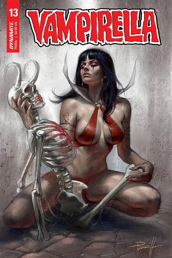 JUN200707 ComicList: Dynamite Entertainment New Releases for 09/02/2020