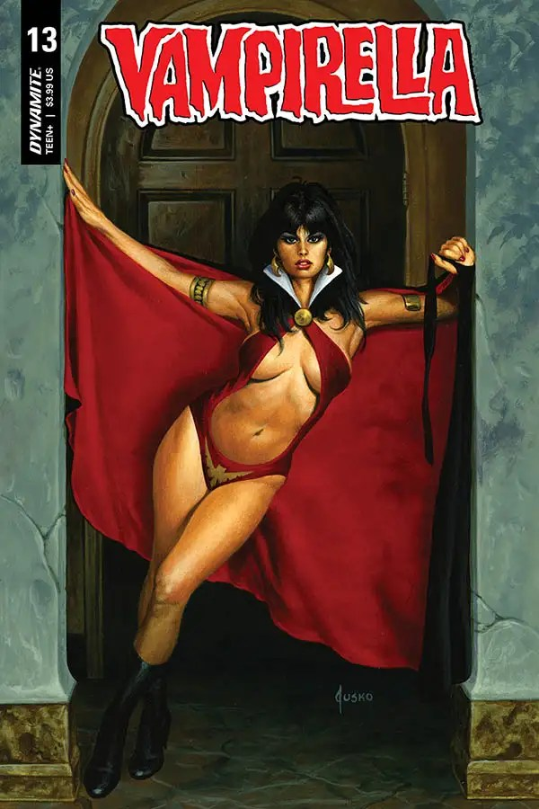 JUN200708 ComicList: Dynamite Entertainment New Releases for 09/02/2020