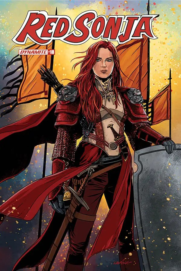 JUN200749 ComicList: Dynamite Entertainment New Releases for 08/19/2020