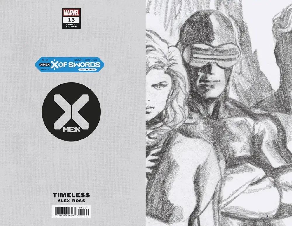 JUN208942 ComicList: Marvel Comics New Releases for 10/21/2020