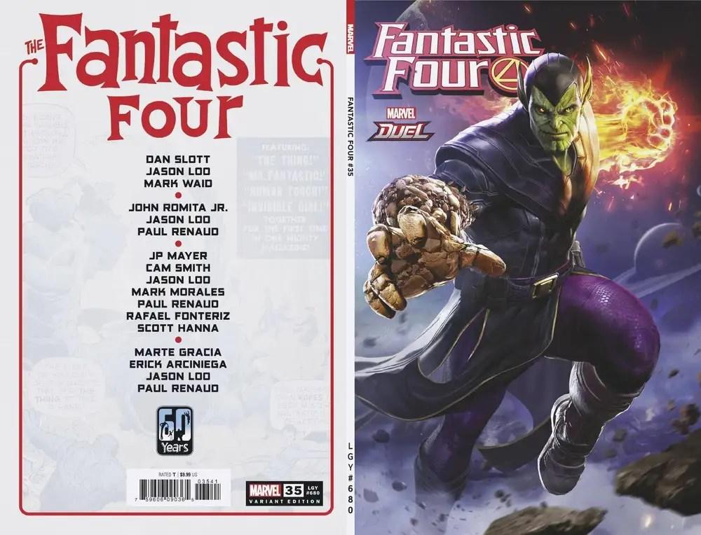 JUN210516 ComicList: Marvel Comics New Releases for 09/15/2021