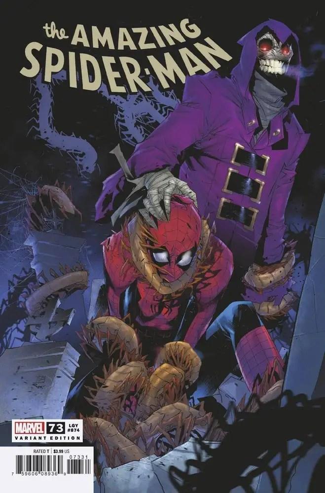 JUN210540 ComicList: Marvel Comics New Releases for 09/08/2021