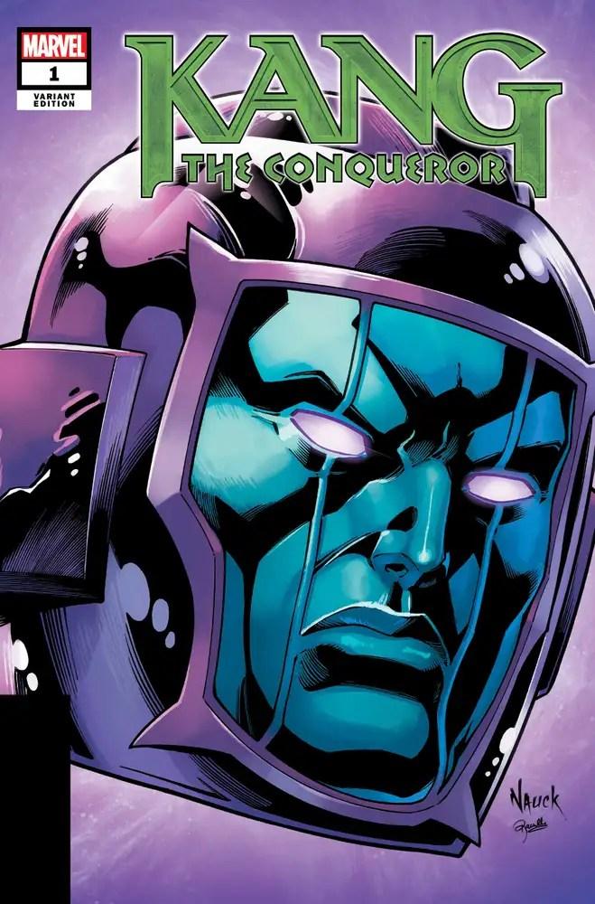 JUN210545 ComicList: Marvel Comics New Releases for 08/18/2021