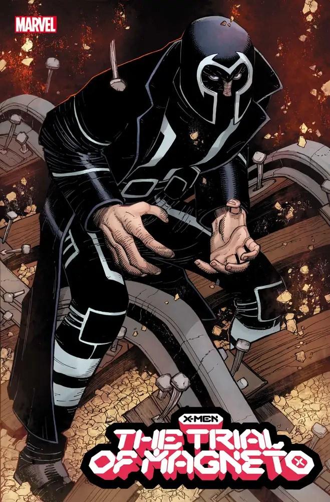 JUN210555 ComicList: Marvel Comics New Releases for 08/18/2021
