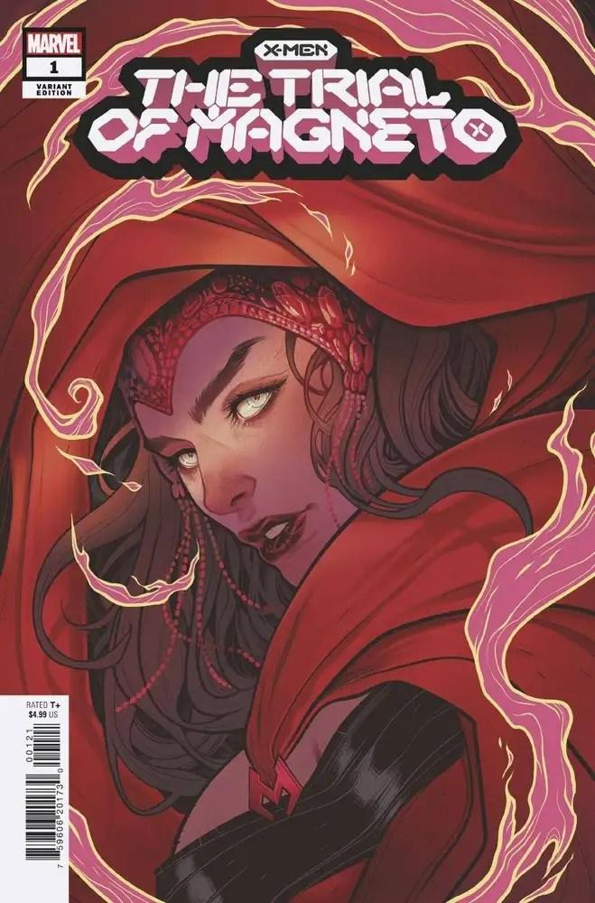 JUN210556 ComicList: Marvel Comics New Releases for 08/18/2021