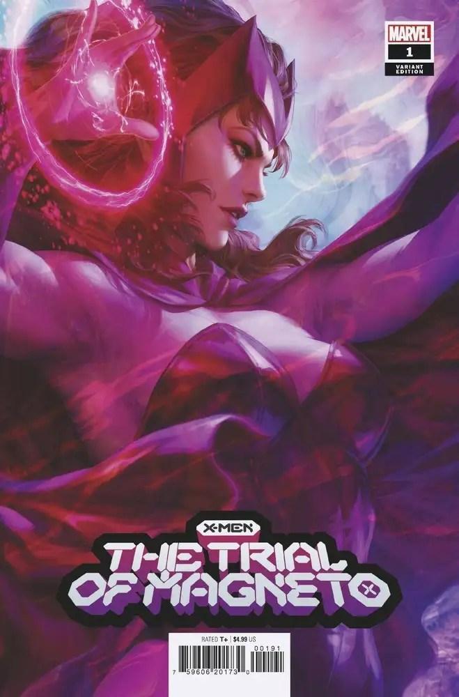 JUN210562 ComicList: Marvel Comics New Releases for 08/18/2021