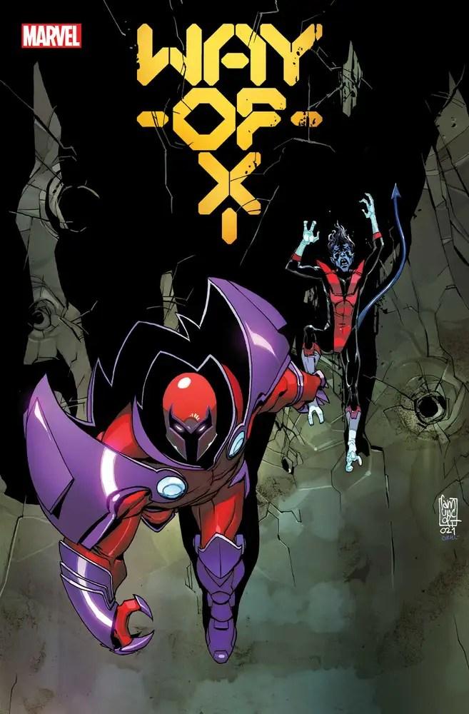 JUN210638 ComicList: Marvel Comics New Releases for 08/18/2021