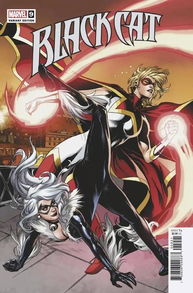 JUN210668 ComicList: Marvel Comics New Releases for 08/18/2021