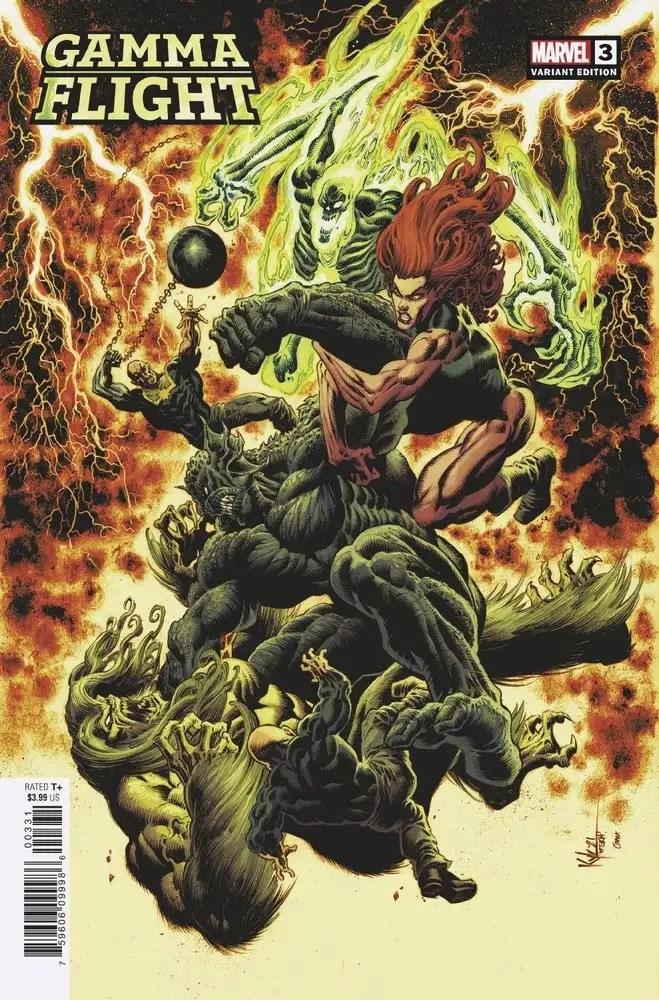 JUN210688 ComicList: Marvel Comics New Releases for 08/18/2021