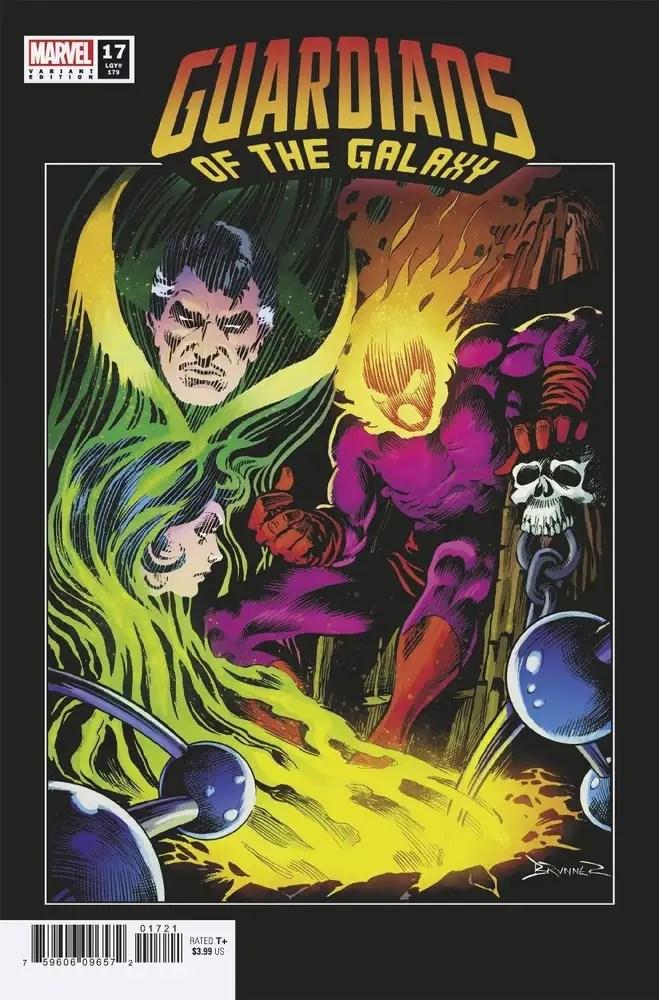 JUN210710 ComicList: Marvel Comics New Releases for 08/18/2021