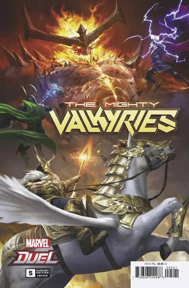 JUN210719 ComicList: Marvel Comics New Releases for 09/15/2021