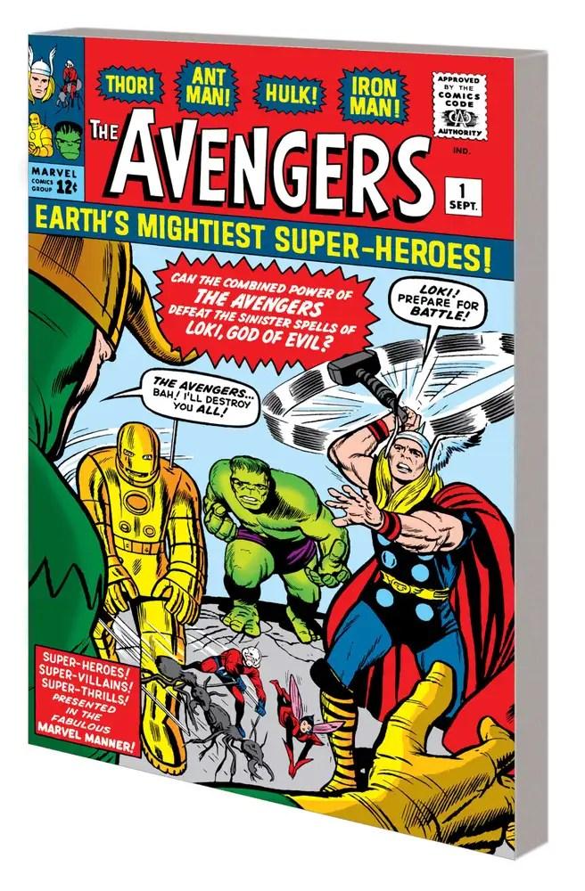 JUN210805 ComicList: Marvel Comics New Releases for 09/08/2021