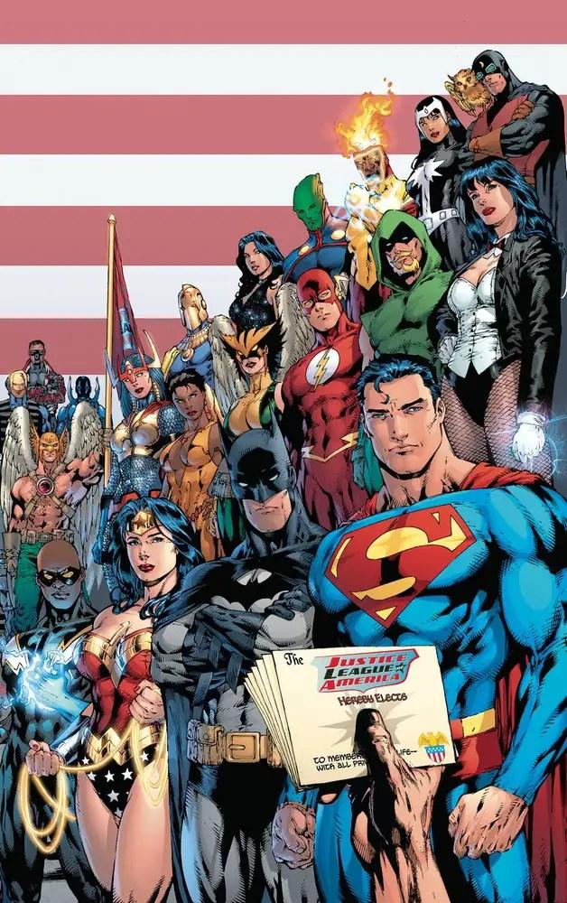 MAR200652 ComicList: DC Comics New Releases for 07/08/2020