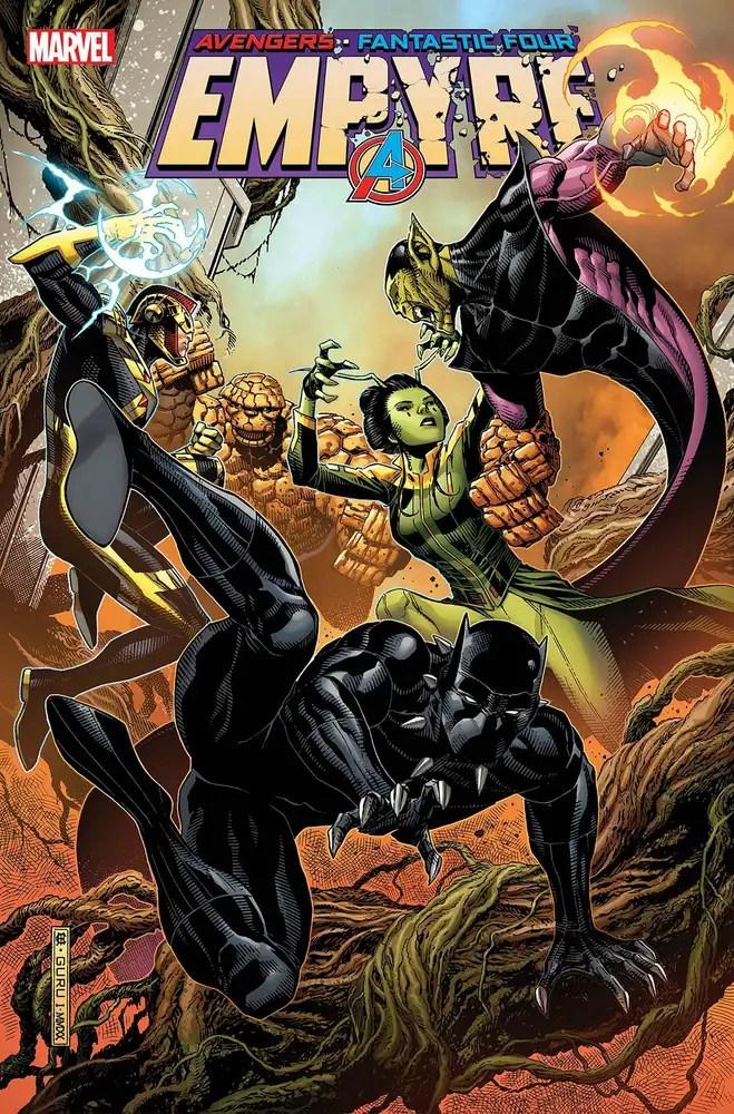 MAR200838_1 ComicList: Marvel Comics New Releases for 07/29/2020